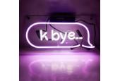 K. Bye Barcelona