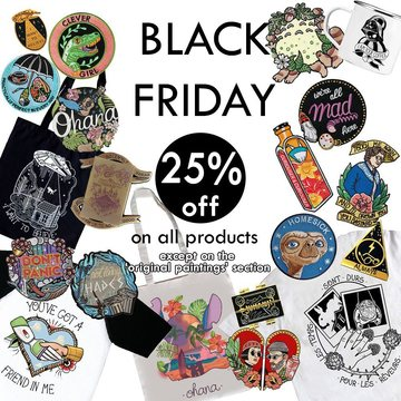 BLACK FRIDAY SALE is live! ...